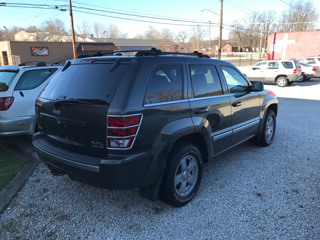 2005 Jeep Grand Cherokee 4dr Limited 4WD SUV - Akron OH