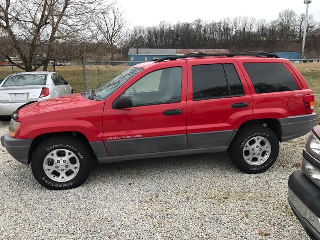 1999 Jeep Grand Cherokee 4dr Laredo 4WD SUV - Akron OH