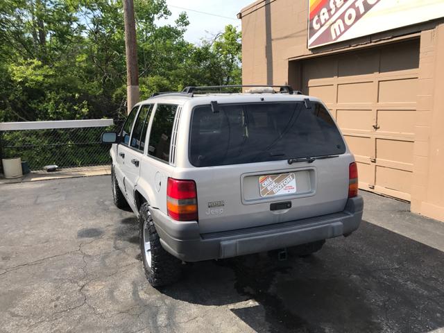 1998 Jeep Grand Cherokee 4dr Laredo 4WD SUV - Akron OH