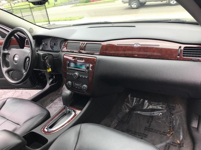 2007 Chevrolet Impala LTZ 4dr Sedan - Akron OH