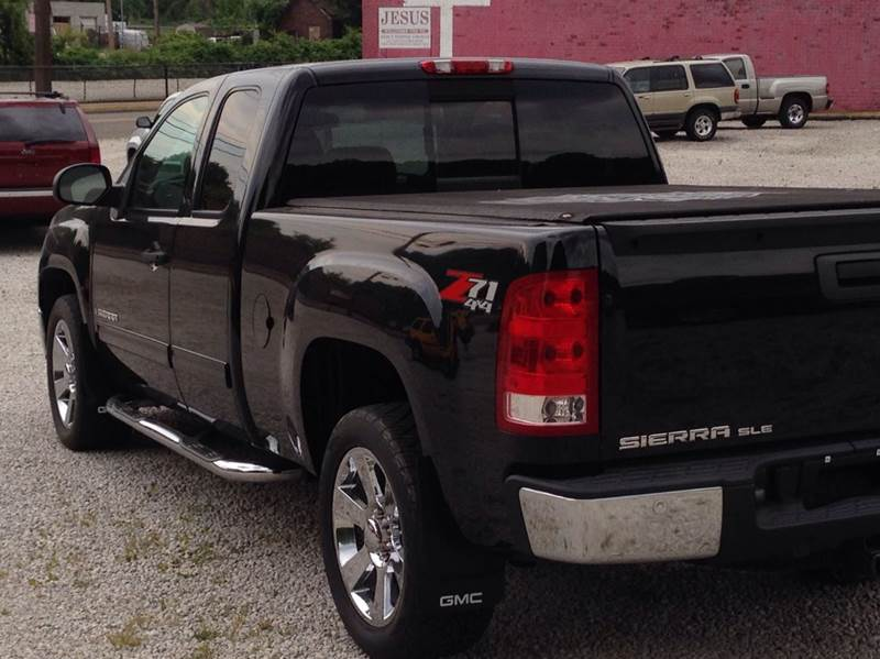 2008 GMC Sierra 1500 SLE2 4WD 4dr Extended Cab 5.8 ft. SB - Akron OH