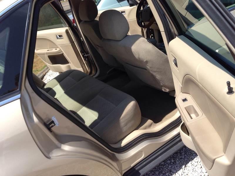 2007 Ford Five Hundred SEL 4dr Sedan - Akron OH