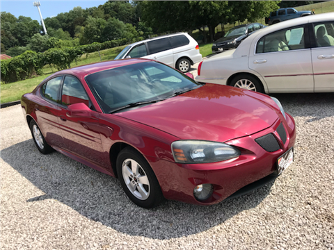 2006 Pontiac Grand Prix for sale in Akron, OH