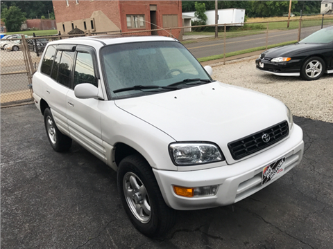 1999 Toyota RAV4 for sale in Akron, OH