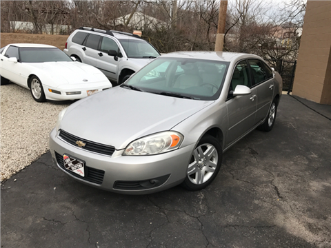 2006 Chevrolet Impala for sale in Akron, OH