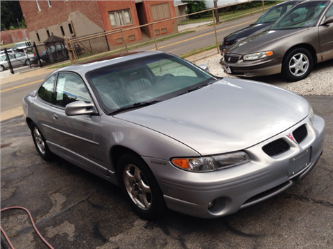1999 Pontiac Grand Prix for sale in Akron, OH