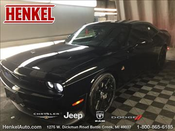 2015 Dodge Challenger For Sale York Pa