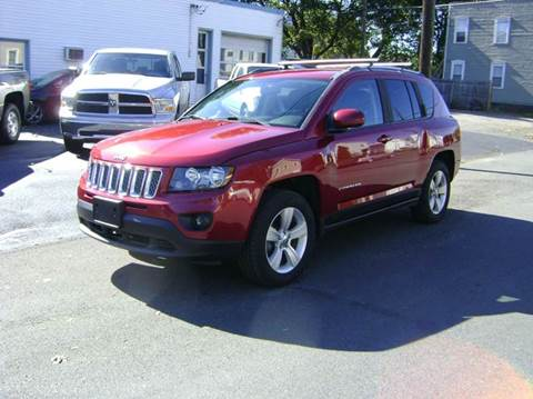 2014 Jeep Compass for sale in Troy, NY