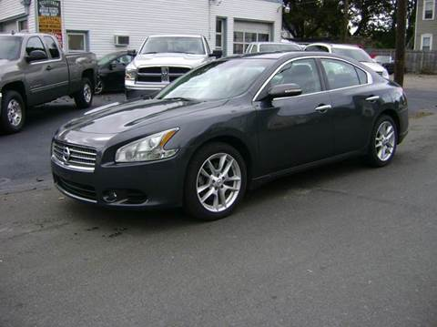 2011 Nissan Maxima for sale in Troy, NY