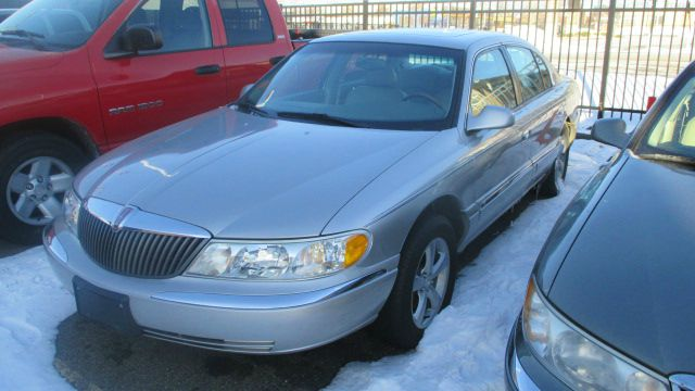 2002 lincoln continental for Jarboe motors westminster md