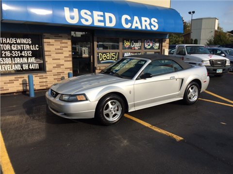 2003 Ford Mustang for sale in Cleveland, OH