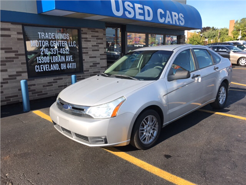 2009 Ford Focus for sale in Parma, OH
