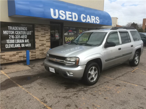 2005 Chevrolet TrailBlazer EXT for sale in Cleveland, OH