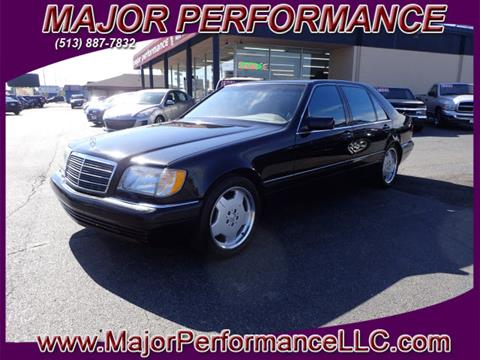 1999 Mercedes-Benz S-Class for sale in Hamilton, OH