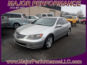 2005 Acura RL for sale in Hamilton, OH