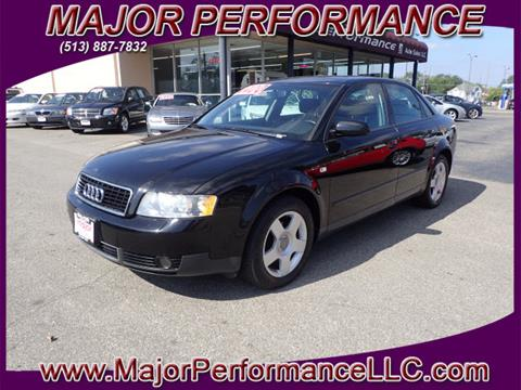 2002 Audi A4 for sale in Hamilton, OH
