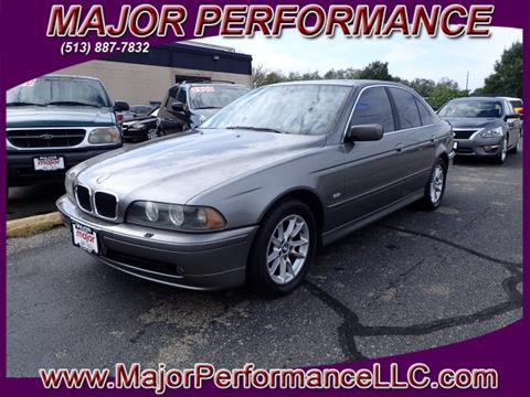 2003 BMW 5 Series for sale in Hamilton, OH