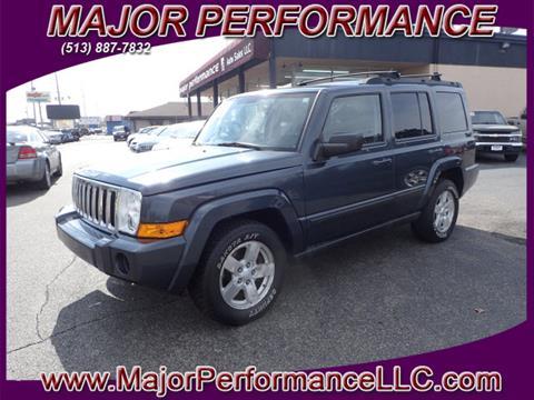 2007 Jeep Commander for sale in Hamilton, OH