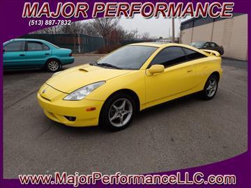 2003 Toyota Celica for sale in Hamilton, OH