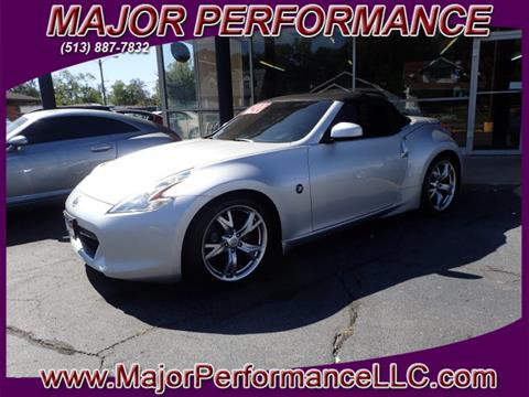 2010 Nissan 370Z for sale in Hamilton, OH