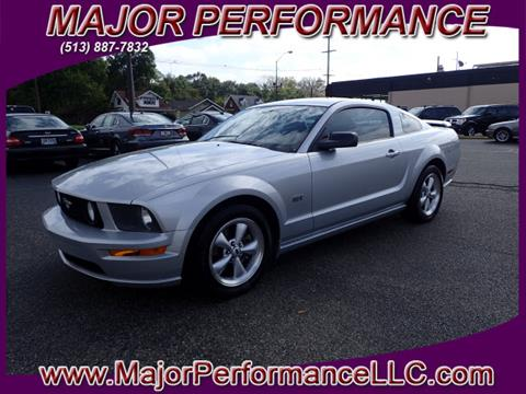 2007 Ford Mustang for sale in Hamilton, OH
