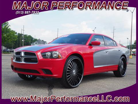 2012 Dodge Charger For Sale In Ohio Carsforsale Com