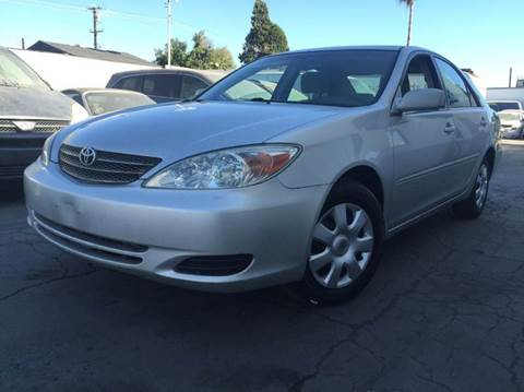 2003 Toyota Camry for sale in South El Monte, CA
