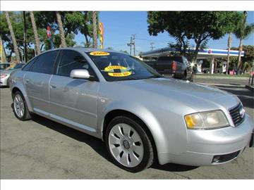 2000 Audi A6 for sale in Fullerton, CA