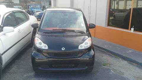 2008 Smart fortwo for sale in New Port Richey, FL