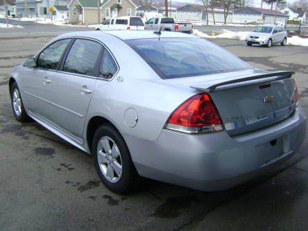 2009 Chevrolet Impala LT 4dr Sedan - Elmira NY