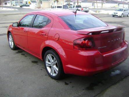 2011 Dodge Avenger Heat 4dr Sedan - Elmira NY