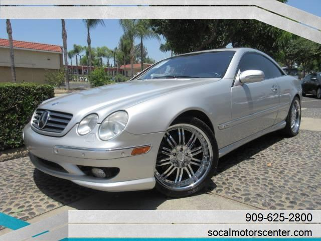2001 mercedes benz cl class for sale in montclair ca for Mercedes benz cl600 for sale