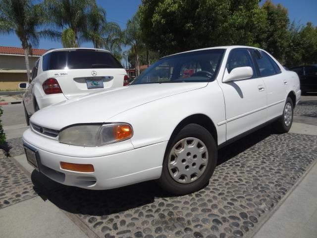 1996 Toyota Camry for sale in MONTCLAIR CA