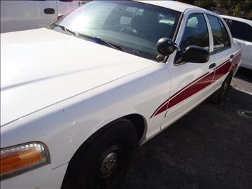 2005 Ford Crown Victoria for sale in Sumter, SC