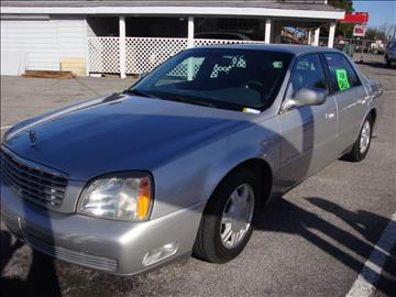 2005 Cadillac DeVille for sale in Sumter, SC