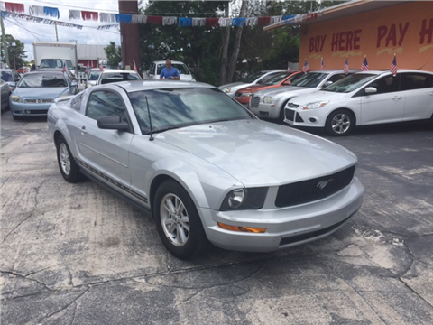 2006 Ford Mustang for sale in Stuart, FL