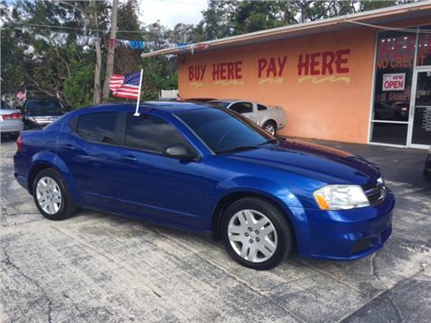 2012 Dodge Avenger for sale in Stuart, FL