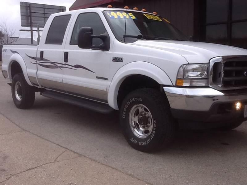 2002 ford f 350 super duty lariat 4dr crew cab 4wd sb in berlin wi ledioyt auto. Black Bedroom Furniture Sets. Home Design Ideas