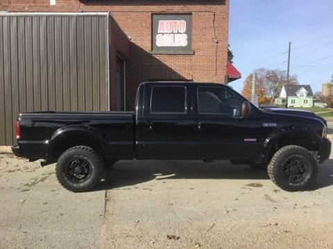 2006 Ford F-250 Super Duty for sale in Berlin, WI