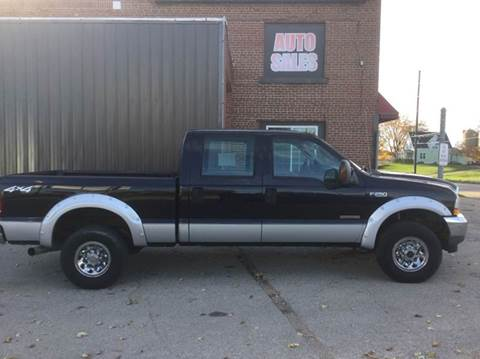 2004 Ford F-250 Super Duty for sale in Berlin, WI