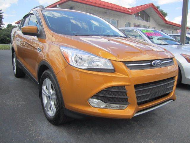 2016 Ford Escape AWD SE 4dr SUV - Scranton PA