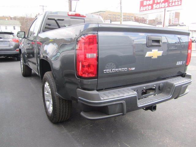 2017 Chevrolet Colorado 4x4 LT 4dr Extended Cab 6 ft. LB - Scranton PA