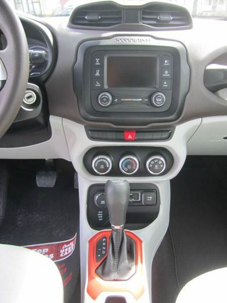 2015 Jeep Renegade 4x4 Latitude 4dr SUV - Scranton PA