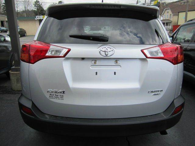2013 Toyota RAV4 AWD Limited 4dr SUV - Scranton PA