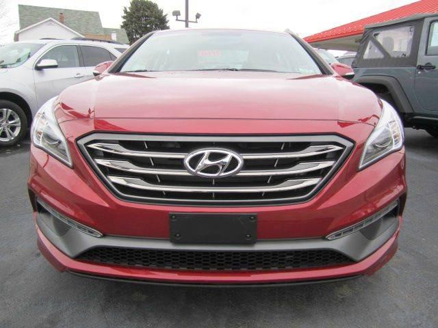 2016 Hyundai Sonata Sport 4dr Sedan PZEV - Scranton PA