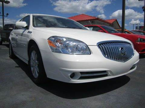 2011 buick lucerne for sale oklahoma. Black Bedroom Furniture Sets. Home Design Ideas