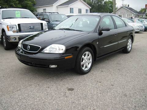 2003 mercury sable for sale. Black Bedroom Furniture Sets. Home Design Ideas
