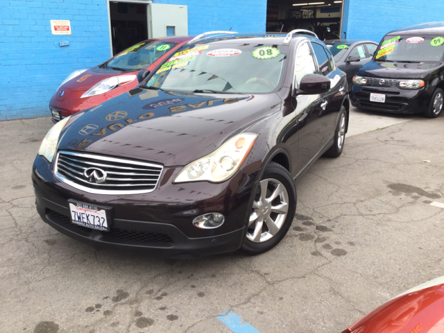 2008 Infiniti EX35 AWD Journey 4dr Crossover - Los Angeles CA