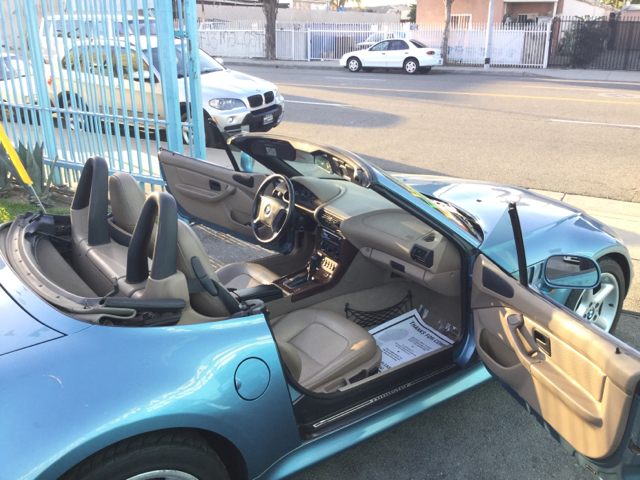 1998 BMW Z3 2.8 2dr Convertible - Los Angeles CA