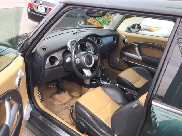2005 MINI Cooper S 2dr Supercharged Hatchback - Los Angeles CA